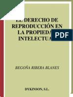 El Derecho de Reproducción