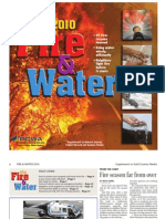 Fire and Water - 2010