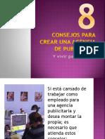 8 Consejos Para Crear Una Agencia de Publicidad