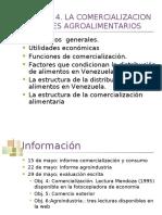 Obj 4 Comercializacion en Venezuela 2012