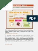 06 Literatura en México