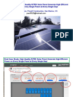 RiTEK Solar Panel Case Study 6KW
