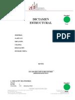 161264139 Formato Dictamen Estructural 2013