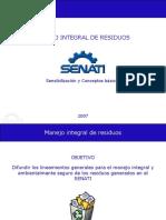 Manejo Integral de Residuos v1 SEN07