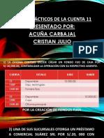 Exposicion de La Cuenta 11