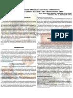 DESAGREGAÇÃO DA ORGANIZAÇÃO SOCIAL E PRODUTIVA DO  ASSENTAMENTO CARLOS MARIGUELA-RS