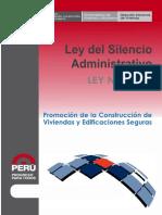 LEY N° 29060 - Ley del Silencio Administrativo