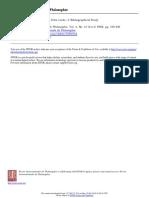 Charlotte S. Ware - The Influence of Descartes on John Locke. A Bibliographical Study (Revue Internationale de Philosophie, 4, 12, 1950).pdf