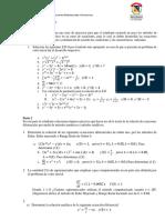 Ejercicios Ecuaciones Diferenciales Por Métodos Númericos