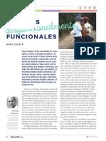 Familias Disfuncionales Funcionales - Rafa Zelaya