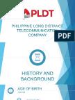PCOMMS-PLDT