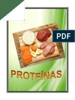 Español Proteinas