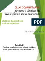 Inv. Socioeconomico 1a Parte