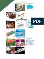 DROGAS ESTIMULANTES