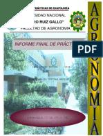 Informe Final de Edafología