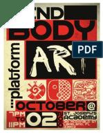 Platform Art Magazine