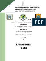 Informe de Inventario Final