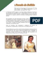 Maria Parado de Bellido Biografia