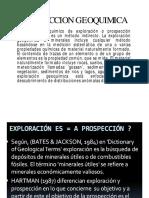 Prospeccion Geoquimica Octavo