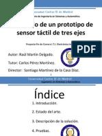 Presentacion PFC Raul Martin Delgado