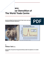 9-11 an Analysis of the US Geological Survey Data - Ground Zero-The Nuclear Destruction of the WTC - William Tahil