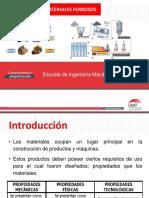 Metales Ferrosos (1)