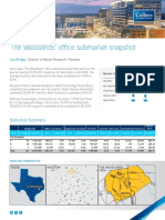 Colliers 2018 Q2 Office the Woodlands Snapshot