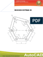 AutoCAD I - Ejercicios Extras III.pdf