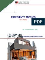 01.- EXP Memoria Descriptiva