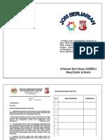 Booklet Program Berjariah