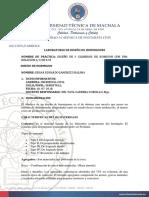 ENSAYO Cilindros Pruebas