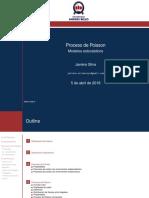 Procesos de Poisson