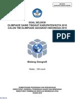 1.OSK2018SoalGeografi