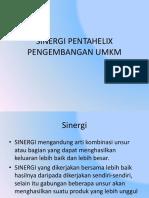 sinergi pentahelix