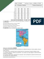 Avaliação de Geografia II Unidade - 8º ano A e B.doc