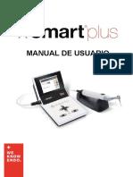 Manual de uso motor de endodoncia xmart plus