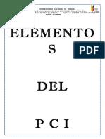 Solo Elementos Del Pci Del Cnm