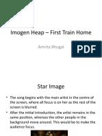 Imogen Heap - First Train Home