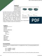 Toro (Geometría) - Wikipedia, La Enciclopedia Libre