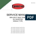 43~v~Service_manual_Mini_Split_Heat_Pump