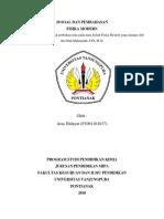 Fismod Aras Hidayat f1061161017