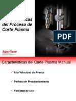 Caracteristicas Del Corte Plasma