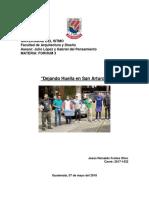 Forum San Arturos (actividades solidarias