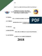Año Del Diálogo y La Reconciliación Nacional-tea de Huacchillo
