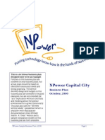 Sample Bizplan[NProfit Co]