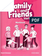 [workbook] Family and Friends starter.pdf