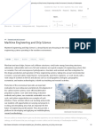 Maritime Engineering and Ship Science _ Engineering and the Environment _ University of Southampton