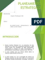 Planeamiento Estrategico Augusto Mondragon
