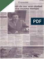 Arequipa dejó de ser una ciudad industrial hace mucho tiempo