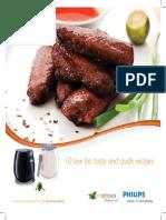 Airfryer Recipe Book Singapore